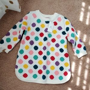 Gap baby girl sweater 6-12 months